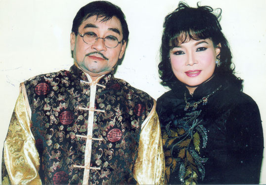 NSƯT Nam Hùng: Nghề hát là một đặc ân - Ảnh 2.
