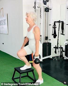 Choáng với bà ngoại cơ bắp - người mẫu thể hình tuổi 74 - Ảnh 3.