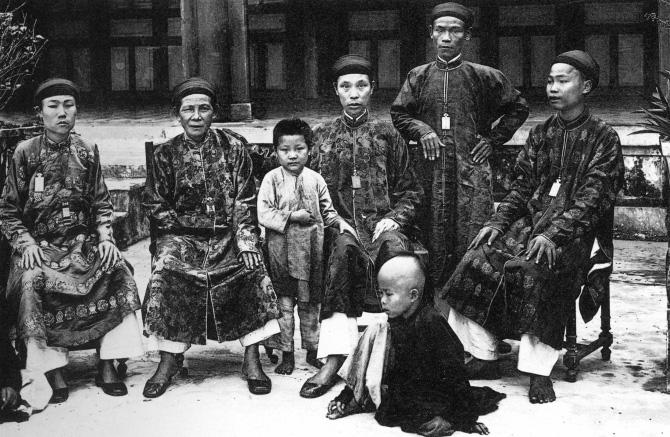 Thú vị với hình ảnh Việt Nam hơn 100 năm trước qua góc máy nhà nhiếp ảnh Pháp - Ảnh 2.