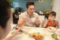 Quốc Cơ tập xiếc cho con trai 3 tuổi để lập kỷ lục Guinness Việt Nam - Ảnh 12.