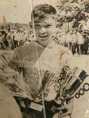 Thiết cước đại vương Trương Kim Hùng qua đời ở tuổi 69 - Ảnh 2.