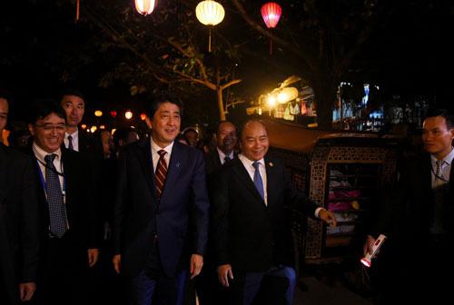 Quan hệ Việt - Nhật phát triển vượt bậc dưới thời ông Abe Shinzo - Ảnh 1.