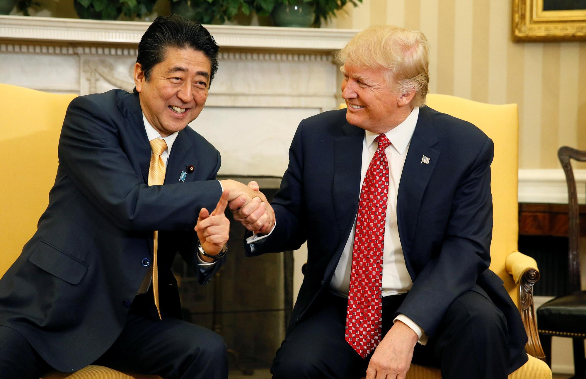 [eMagazine] Dấu ấn Thủ tướng Abe - Ảnh 6.