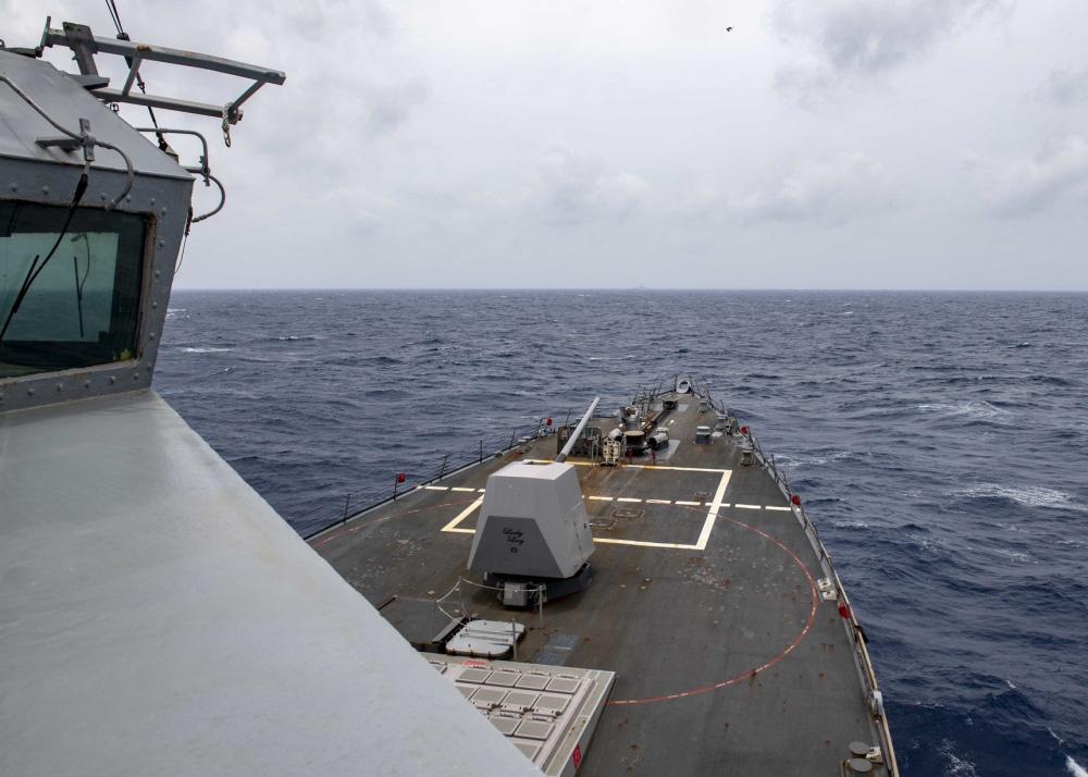 eMagazine: Trung Quốc phóng tên lửa trên biển Đông, Mỹ đáp trả mạnh mẽ - Ảnh 10.