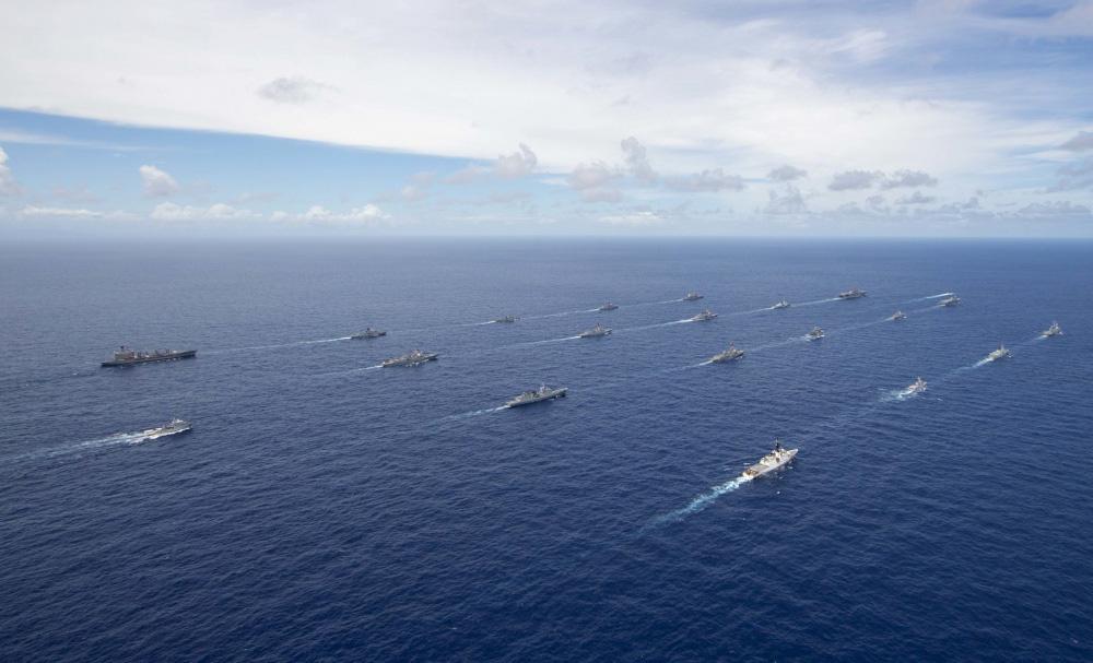 eMagazine: Trung Quốc phóng tên lửa trên biển Đông, Mỹ đáp trả mạnh mẽ - Ảnh 15.
