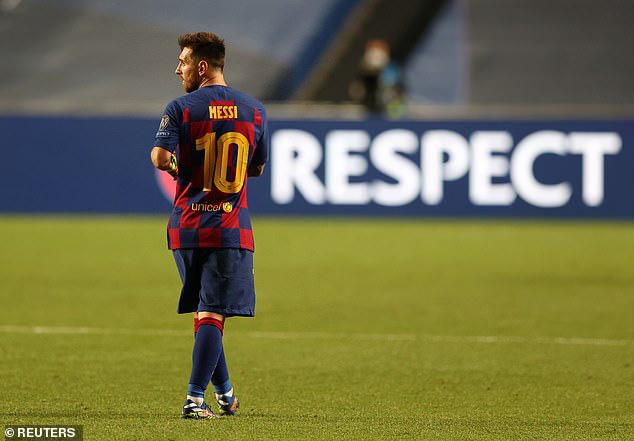La Liga tổng công kích, Lionel Messi khó tự do rời bỏ Barcelona - Ảnh 3.