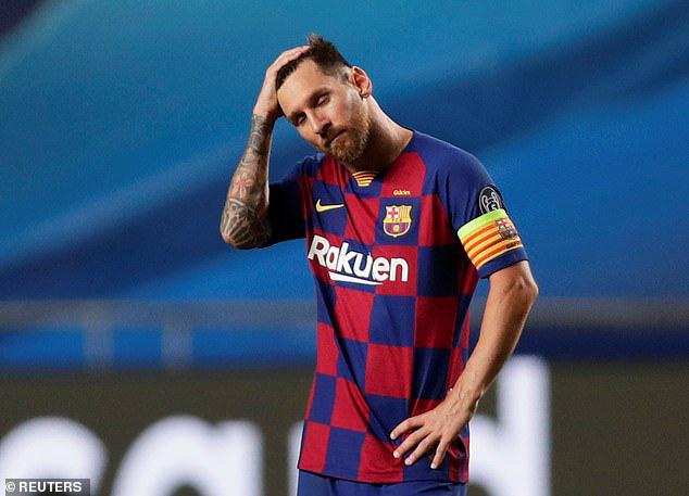 Lật kèo chấn động, Messi tuyên bố ở lại Barcelona - Ảnh 2.