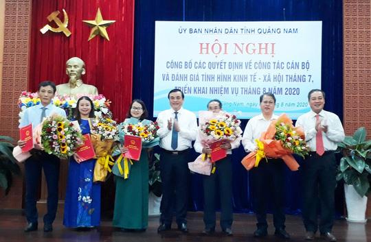 Ông Vũ Đại Thắng được bổ nhiệm giữ chức Bí thư Tỉnh ủy Quảng Bình - Ảnh 4.