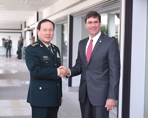 Mỹ tiếp tục chỉ trích Trung Quốc về biển Đông - Ảnh 1.