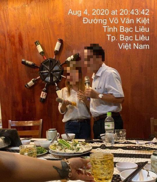 """Làm rõ thông tin """"Chủ tịch huyện hát karaoke ôm, đánh nhau bể đầu sứt trán"""" - Ảnh 2."""
