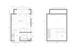 Căn hộ 22 m2 đầy đủ tiện nghi của cô gái độc thân - Ảnh 11.