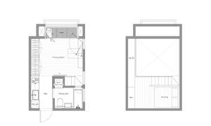 Căn hộ 22 m2 đầy đủ tiện nghi của cô gái độc thân - Ảnh 12.