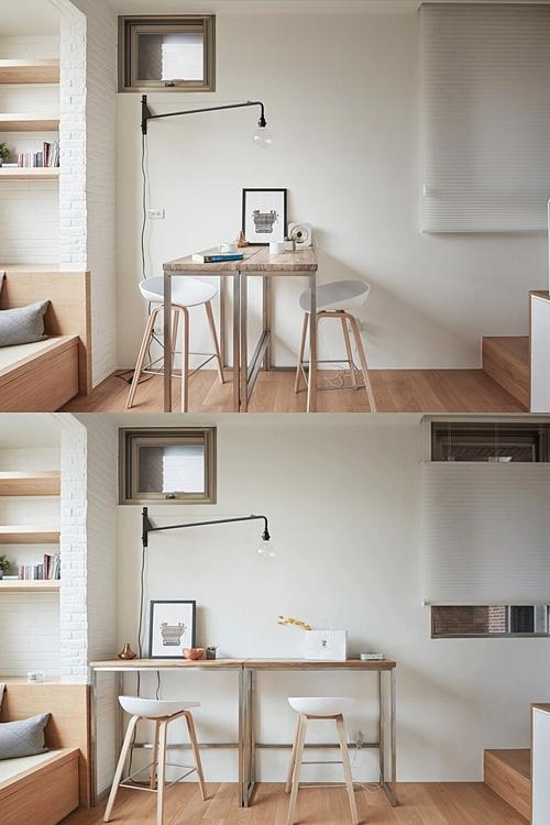 Căn hộ 22 m2 đầy đủ tiện nghi của cô gái độc thân - Ảnh 3.
