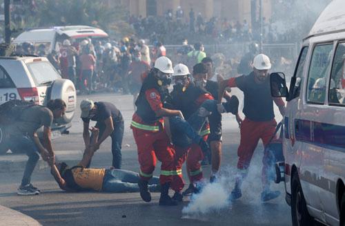 Lebanon: Lửa giận bùng phát sau thảm họa - Ảnh 1.