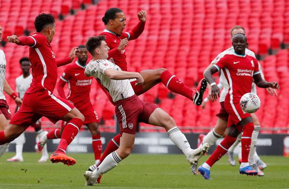 Khai mạc giải Ngoại hạng Anh: Liverpool đại chiến tân binh Leeds United - Ảnh 1.