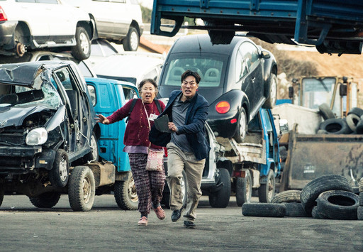 """""""Người bà quốc dân"""" Na Moon Hee: U80 vẫn đóng phim hành động - Ảnh 4."""