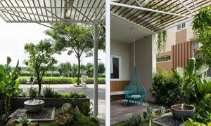 Ngôi nhà theo phong cách vừa đủ ở TP HCM - Ảnh 13.