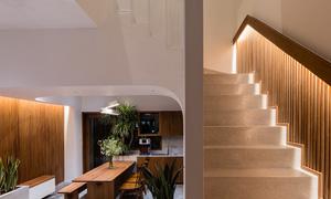 Ngôi nhà theo phong cách vừa đủ ở TP HCM - Ảnh 14.