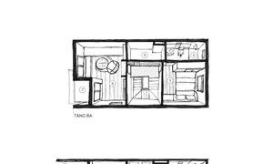 Ngôi nhà theo phong cách vừa đủ ở TP HCM - Ảnh 15.