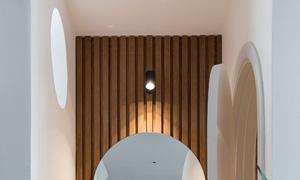 Ngôi nhà theo phong cách vừa đủ ở TP HCM - Ảnh 7.