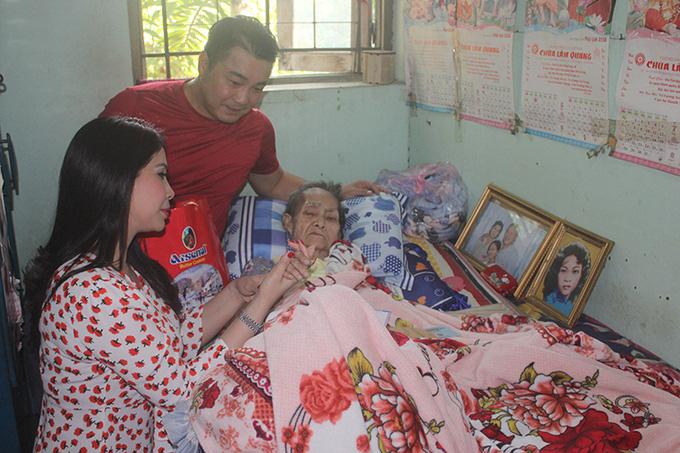 Lý Hùng, Trịnh Kim Chi sửa chữa Khu dưỡng lão nghệ sĩ - Ảnh 3.