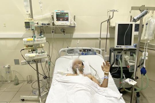Bệnh viện Việt Đức lập kỷ lục mới về ghép tạng - Ảnh 1.