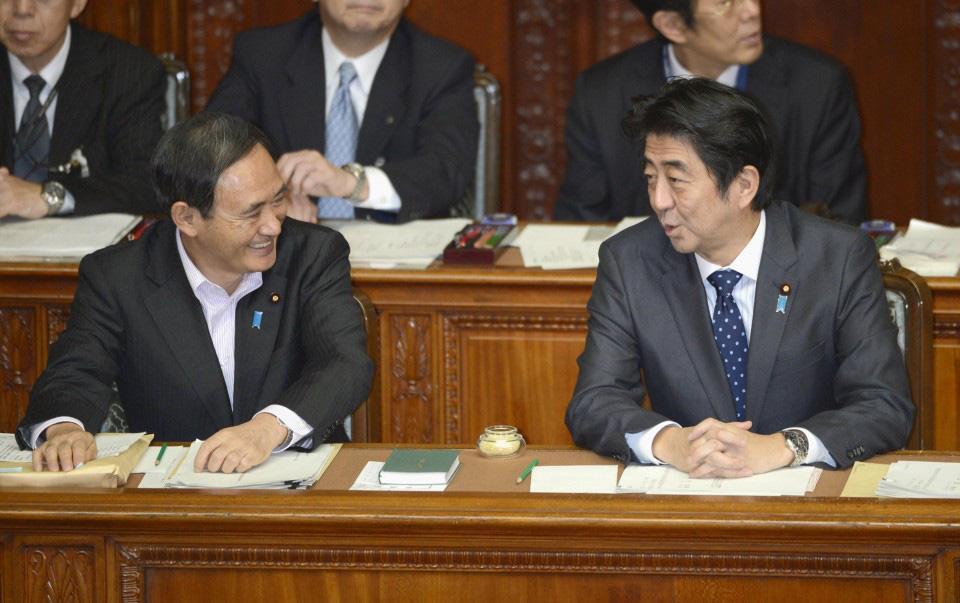 [eMagazine] Suga Yoshihide: Từ con trai người trồng dâu đến đỉnh cao quyền lực - Ảnh 10.