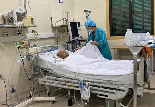 Bệnh viện Việt Đức lập kỷ lục mới về ghép tạng - Ảnh 3.