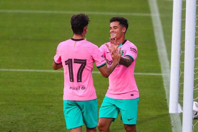Messi lập siêu phẩm ngày tái xuất, Barcelona thắng tưng bừng Girona - Ảnh 3.