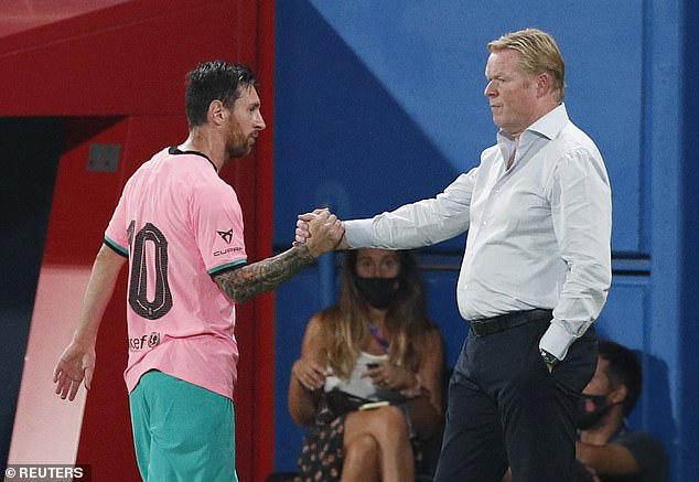 Messi lập siêu phẩm ngày tái xuất, Barcelona thắng tưng bừng Girona - Ảnh 6.