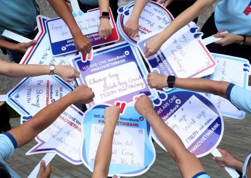 We are one VietinBank: Kết nối trái tim, lan tỏa giá trị cuộc sống - Ảnh 1.