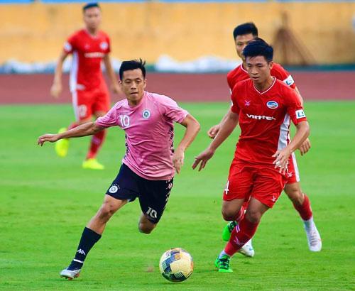 Viettel - Hà Nội FC: Trận chung kết khó đoán - Ảnh 1.