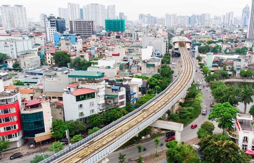 Ì ạch đường sắt đô thị Hà Nội - Ảnh 1.