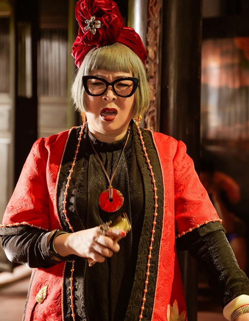 Đề cử Giải Mai Vàng 2020- Nữ diễn viên phim: Dấu ấn gạo cội - Ảnh 2.