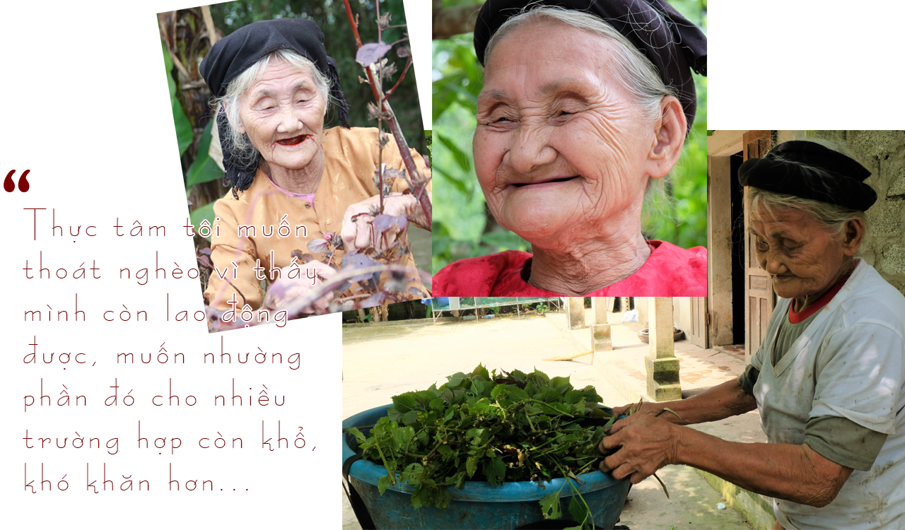 Hôm nay cụ bà xin thoát nghèo gây sốc lên tỉnh nhận điển hình tiên tiến - Ảnh 16.