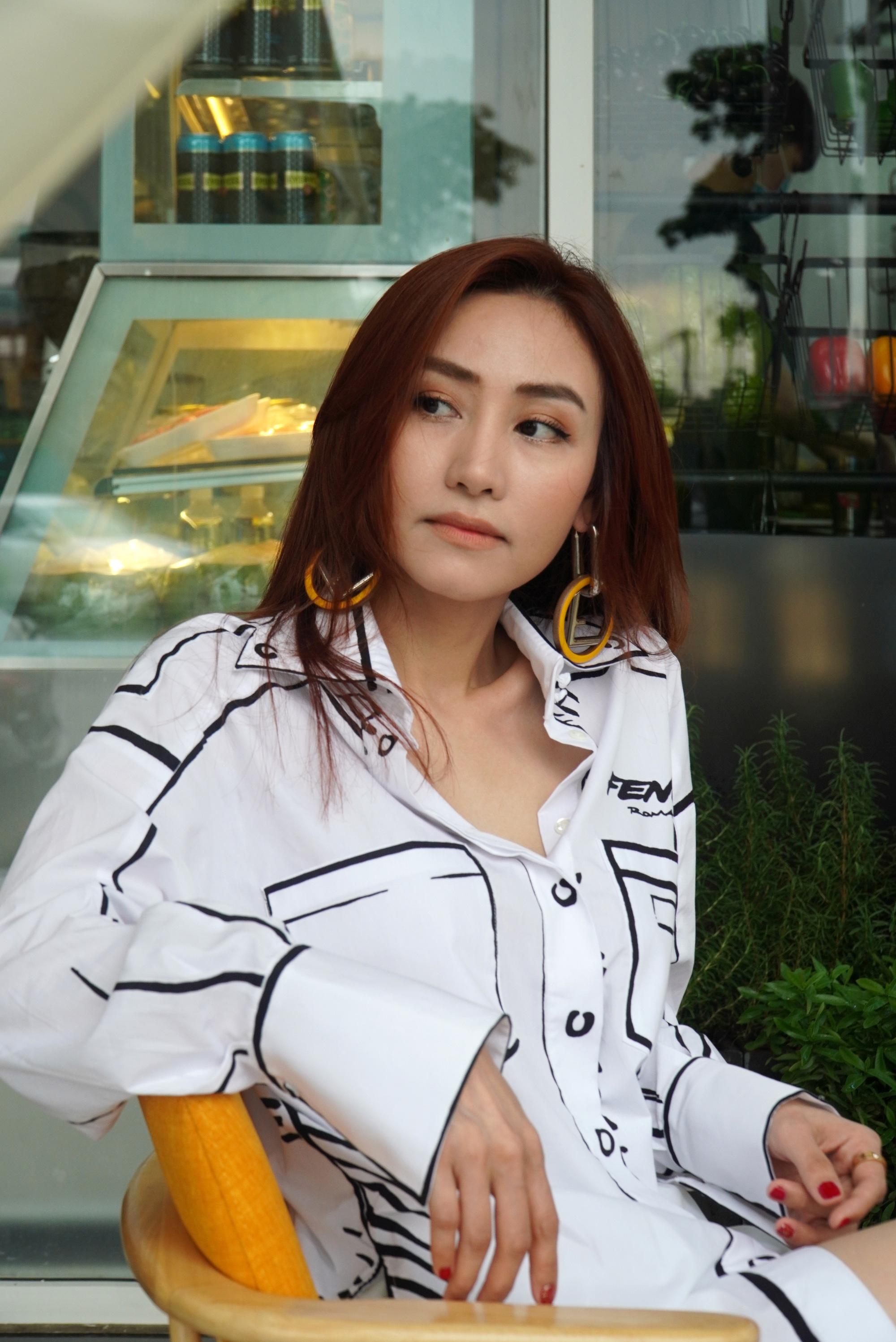 Ngân Khánh trở về sau 4 năm mất tích - Ảnh 3.