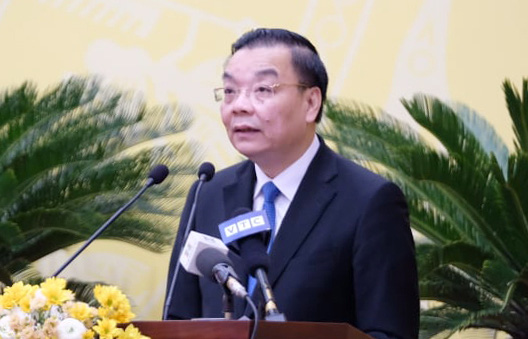 Tân Chủ tịch Hà Nội Chu Ngọc Anh nói gì sau khi nhận chức? - Ảnh 1.