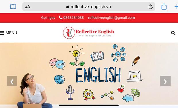 Ra mắt trang web dạy tiếng Anh miễn phí - Ảnh 1.