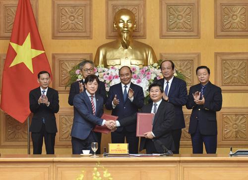 Doanh nghiệp Nhật Bản lựa chọn Việt Nam để đầu tư - Ảnh 1.