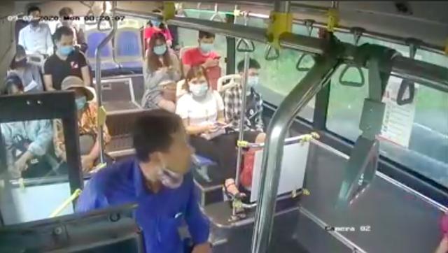 Thông tin bất ngờ về người đàn ông phun mưa vào nữ phụ xe buýt khi nhắc đeo khẩu trang - Ảnh 2.