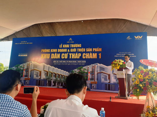Rao bán đất trái phép nở rộ ở Ninh Thuận - Ảnh 1.
