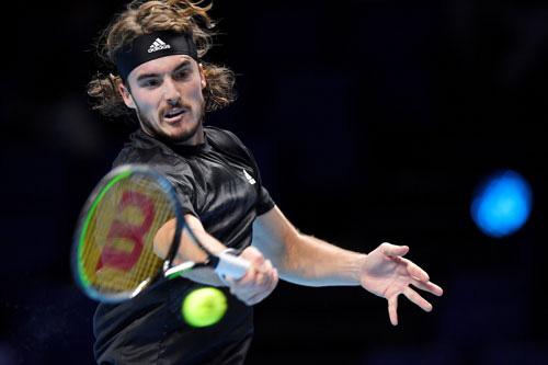 Tay vợt trẻ Hy Lạp muốn đánh bại Nadal - Ảnh 1.