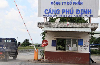 Vì sao Thanh tra TP HCM kiến nghị chuyển cơ quan điều tra vụ việc ở Công ty CP cảng Phú Định? - Ảnh 1.
