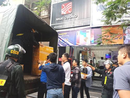 Tiệm vàng ở phố Hà Trung giao dịch hàng ngàn tỉ đồng với công ty của ông chủ Nhật Cường - Ảnh 1.