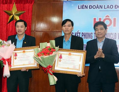 Quảng Nam: Tăng cường hỗ trợ người lao động - Ảnh 1.