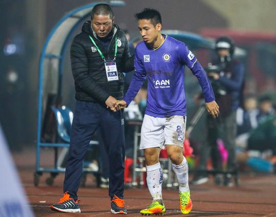 VFF ra án phạt treo giò 2 trận và 7,5 triệu đồng đối với hậu vệ CLB Nam Định - Ảnh 1.