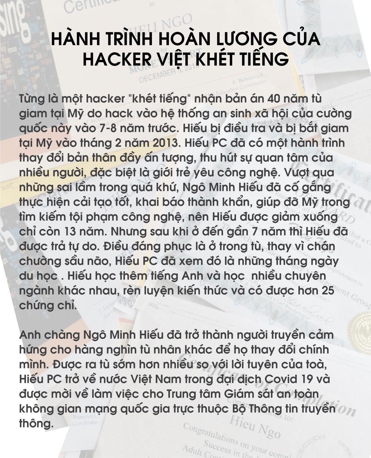 [eMagazine] Khi hacker Hiếu PC bị nhiều hacker ẩn danh tấn công - Ảnh 6.