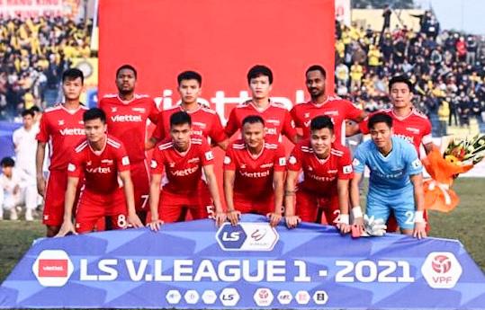 Hàng công tịt ngòi, CLB Viettel chia điểm với chủ nhà CLB Thanh Hoá - Ảnh 1.