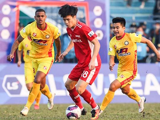 Hàng công tịt ngòi, CLB Viettel chia điểm với chủ nhà CLB Thanh Hoá - Ảnh 6.