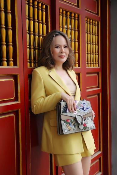 Bí quyết giữ gìn sắc vóc hoàn hảo của Mrs Việt Nam Trần Hiền - Ảnh 4.